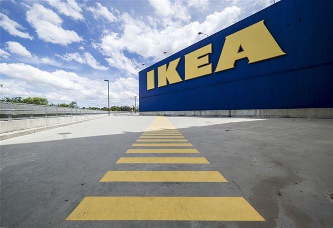 Ikea (immagini Di Repertorio Lapresse)