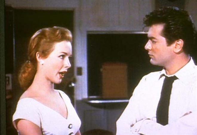 Risultati immagini per bolide rosso film 1954