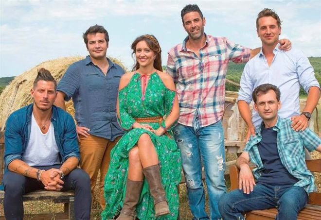 I protagonisti de Il contadino cerca moglie 3 (Facebook)