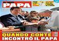 Giuseppe Conte e Papa Francesco/ Foto, l'incontro tra il Presidente del Consiglio e il Santo Padre