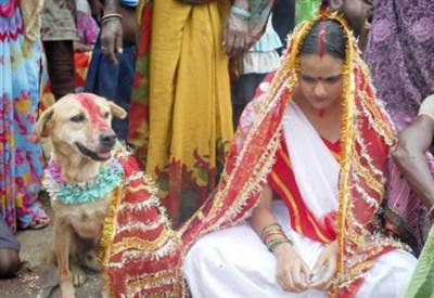 La foto del matrimonio