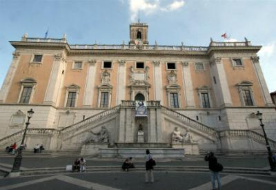 Campidoglio di Roma (Infophoto)