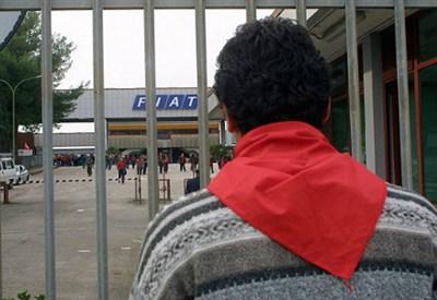 Lo stabilimento Fiat di Cassino (InfoPhoto)