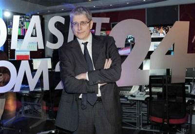 il direttore di TgCom24, Mario Giordano (Infophoto)