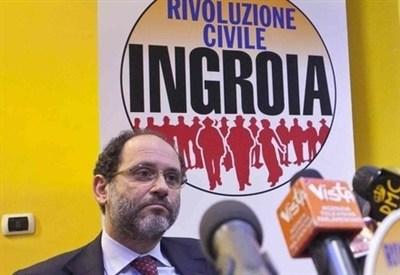 Antonio Ingroia (InfoPhoto)