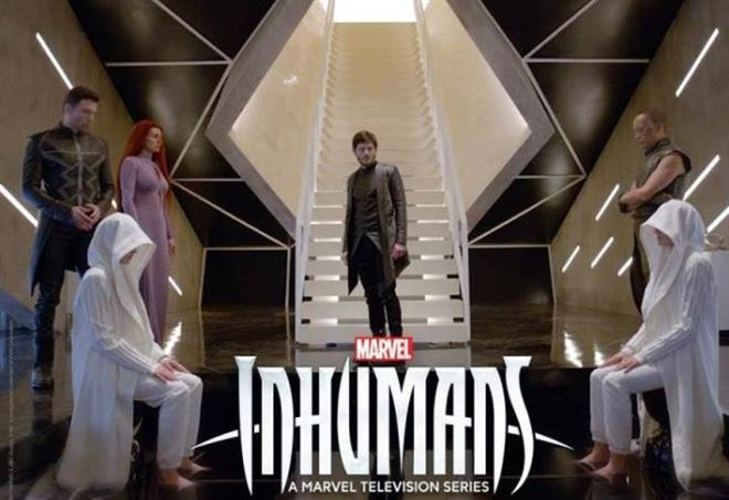 Inhumans, in prima Tv assoluta su Fox