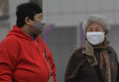 Inquinamento (Foto InfoPhoto)