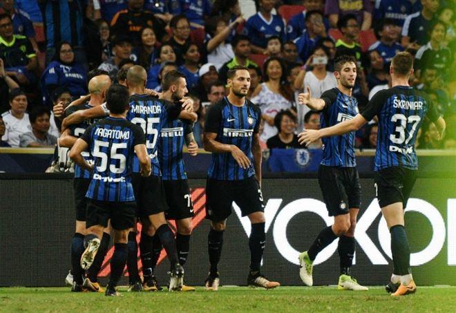 Diretta Inter-Betis (LAPRESSE)