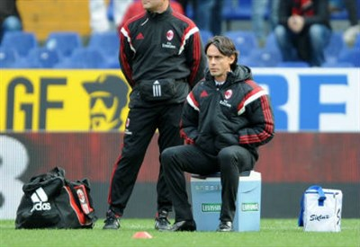 Filippo Inzaghi, 41 anni (INFOPHOTO)