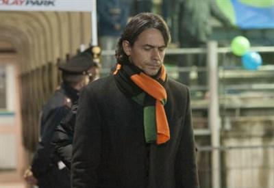 Filippo Inzaghi, 43 anni, allenatore del Venezia (LAPRESSE)