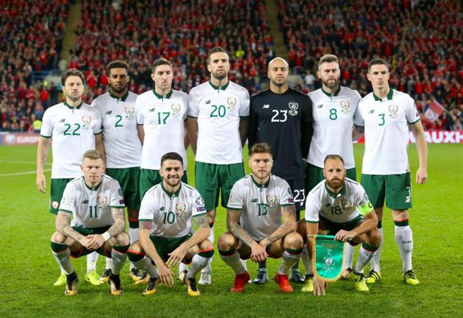 Video Irlanda Danimarca (LaPresse)