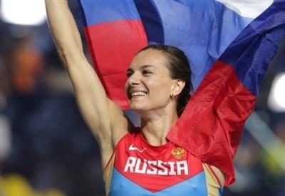 Yelena Isinbayeva (Infophoto)