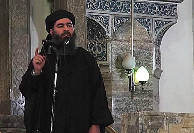 Isis news, il Califfo Al-Baghdadi (LaPresse)