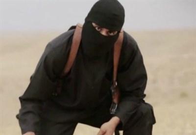 Mohammed Emwazi (Jihadi John), simbolo dello stato islamico (Immagine dal web)