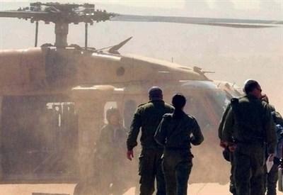 Attacco israeliano (Infophoto)