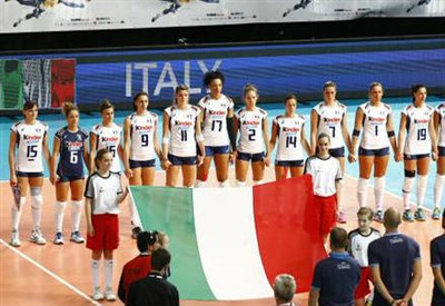 (dall'account Twitter ufficiale @Federvolley)