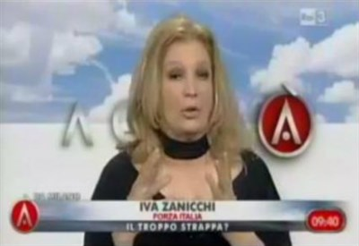 Iva Zanicchi ospite ad Agarà