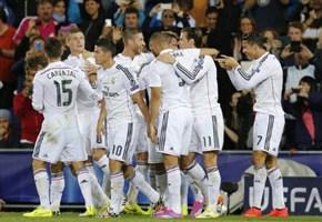 Video Real Madrid-Basilea (risultato finale 5-1)/ I gol di Bale, Ronaldo, Rodriguez, Gonzalez e Benzema (Champions League gruppo B, 16 settembre 2014)