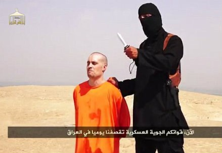 IRAQ/ Winters: The Execution of James Foley
