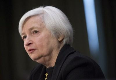 Il presidente della Fed, Janet Yellen (Infophoto)