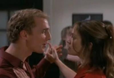"""Una scena del film """"Prima o poi mi sposo"""""""