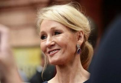 J.K. Rowling, l'autrice di Harry Potter