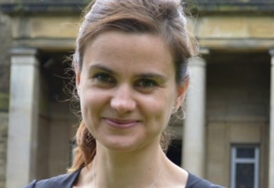 Jo Cox (Foto dal web)
