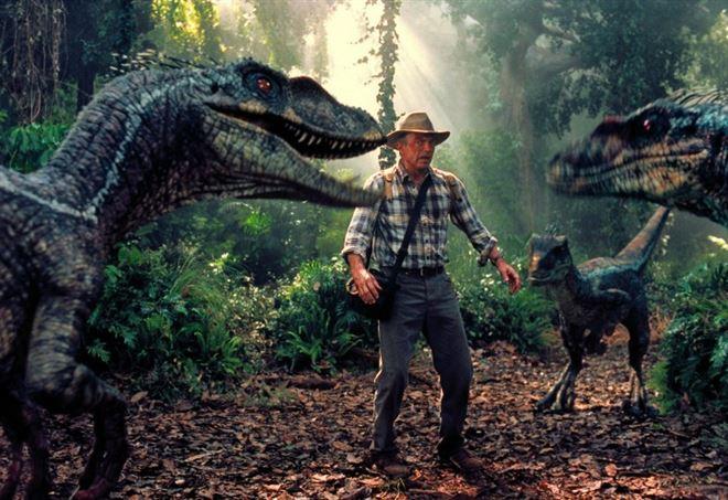 Jurassic Park III su Italia 1 in prima serata