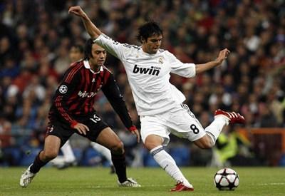 Ricardo Kaka, clamoroso ritorno in casa Milan? (Infophoto)