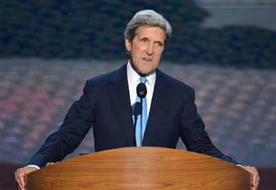 John Kerry (Infophoto)