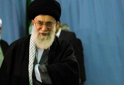 L'ayatollah Khamenei (Infophoto)