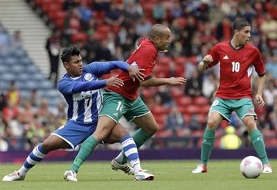 Pareggio per il Marocco nella prima giornata della Coppa d'Africa 2013 (INFOPHOTO)