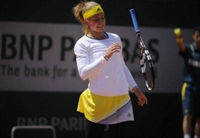 Irina Khromacheva, 18 anni, è la ventesima russa nel ranking WTA (numero 231)