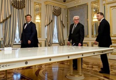 Il tavolo dell'accordo