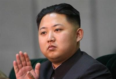 Kim Jong-un (Infophoto)