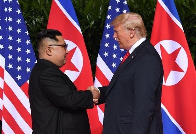 Kim Jong Un e Donald Trump (LaPresse)