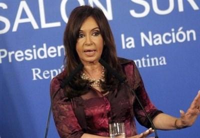 Cristina Kirchner (Infophoto)