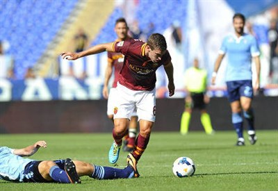 Strootman, centrocampista Roma (Infophoto)