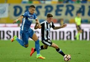 VIDEO/ Udinese-Empoli (2-0): highlights e gol della partita. Martusciello arrabbiato dopo il match (Serie A 2016-2017, 2^ giornata)
