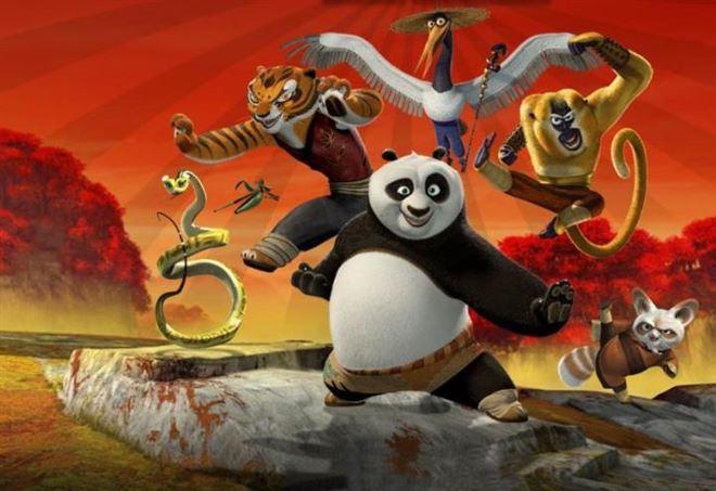 Kung fu panda info streaming sul film italia di mark