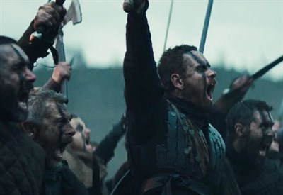 "Justin Kurzel, ""Macbeth"" (2015), una scena del film (Foto dal web)"