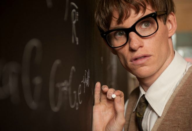 La Teoria Del Tutto Su Rete  Il Film Su Stephen Hawking Con Ed Redmayne Oggi