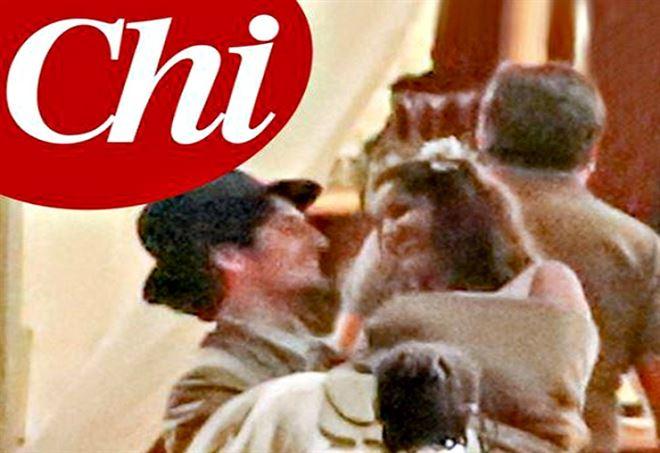 Le nozze segrete di Laetitia Casta con l'attore francese Louis Garrell