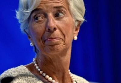 La direttrice del FMI Christine Lagarde (LaPresse)