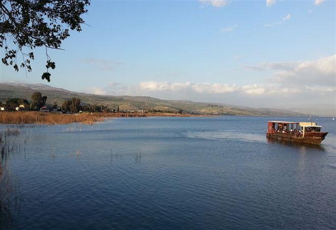 Lago di Tiberiade (Foto: da Pixabay)