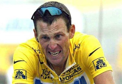 Lance Armstrong (Infophoto)