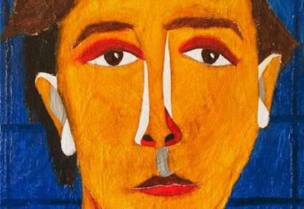 ARTE/ La pittrice dei volti: chi sei tu che mi guardi?
