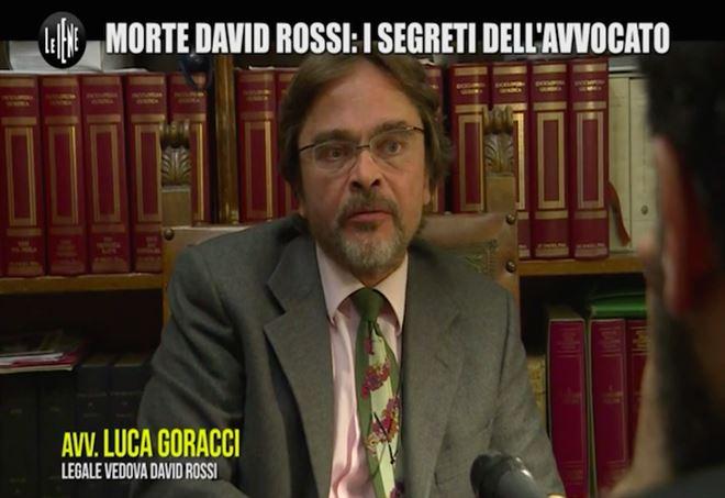 Il caso David Rossi a Le Iene