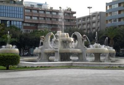 Piazza Mazzini a Lecce
