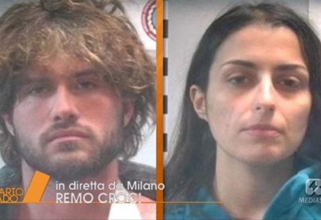 Coppia dell'acido, Alexander Boettcher e Martina Levato